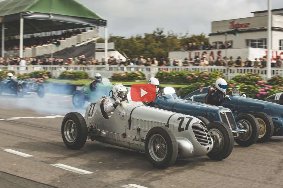 Goodwood Trophy video play