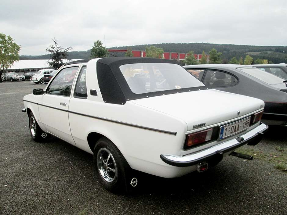 Spa 6 Hours Opel Kadett