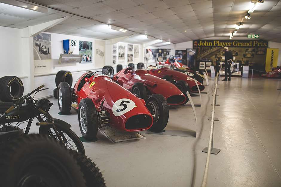 Donington Park Grand Prix Collection Ferrari