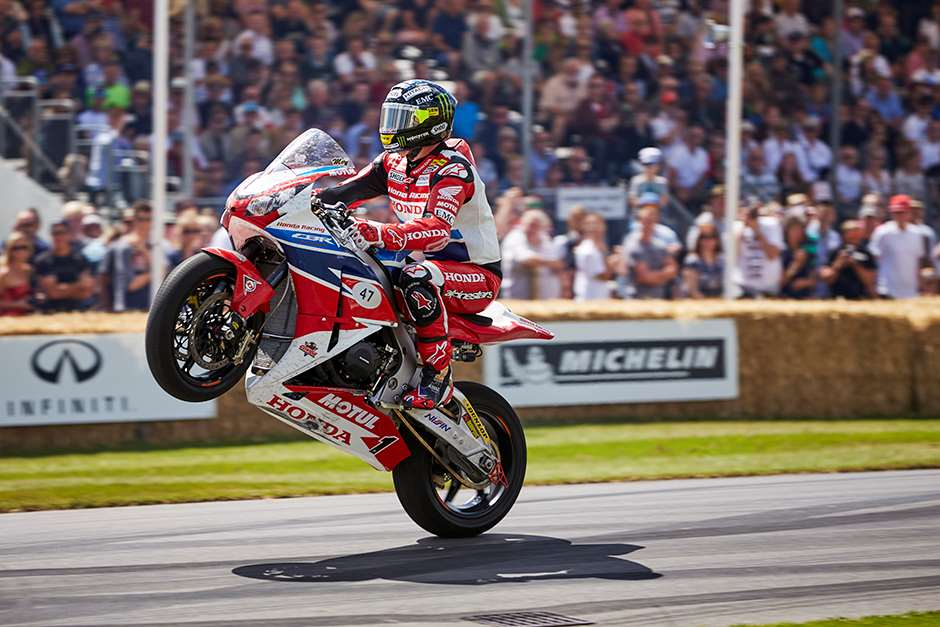 From the Goodwood Festival of Speed hosted this year at Goodwood House, Chichester, West Sussex, UK, on June 27, 2015. © James Esq. www.dominic-james.com