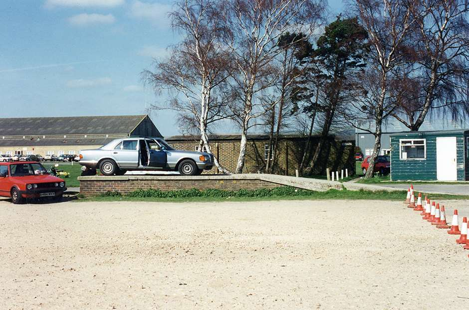Goodwood 1997 Loading Ramp