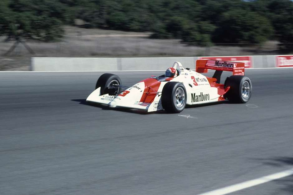 Rick Mears US top 5
