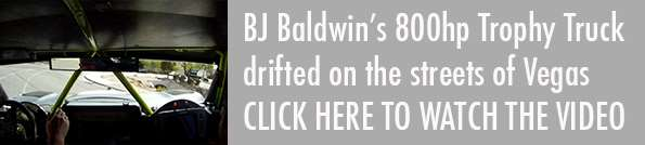 BJ Baldwin on road promo
