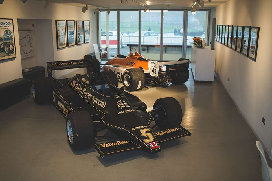 Bahn Stormer Breakfast Club Lotus 79 Arrows A5