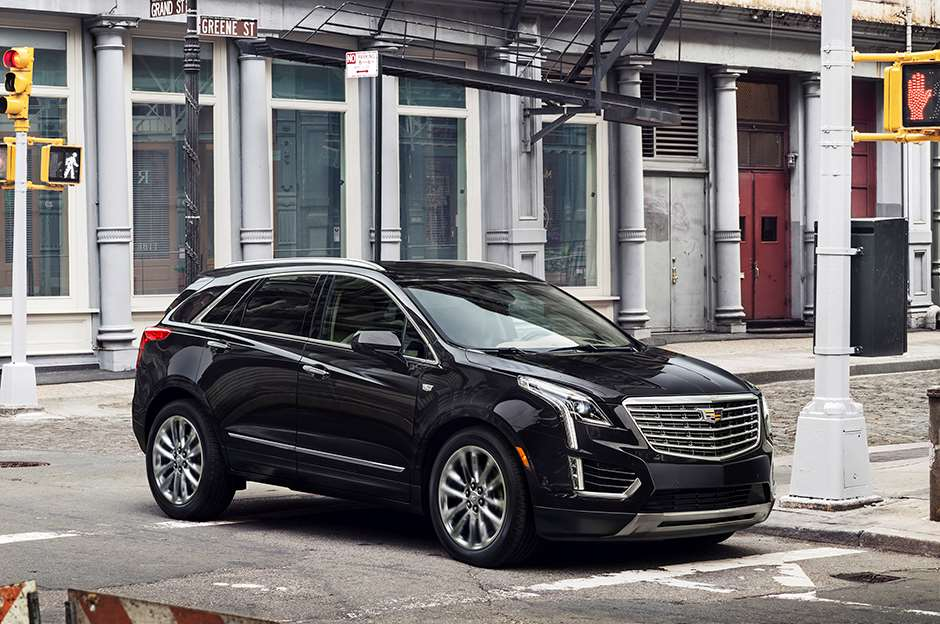 The first-ever 2017 Cadillac XT5 luxury crossover is the cornerstone of a new series of crossovers in the brand's ongoing expansion. The first-ever XT5 premieres in November 2015 at the Dubai and Los Angeles auto shows and begins production in the U.S. and China in spring 2016.Cadillac XT-5