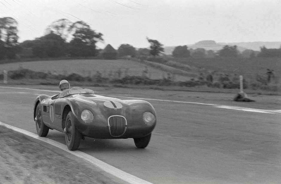 moss Jaguar c-type