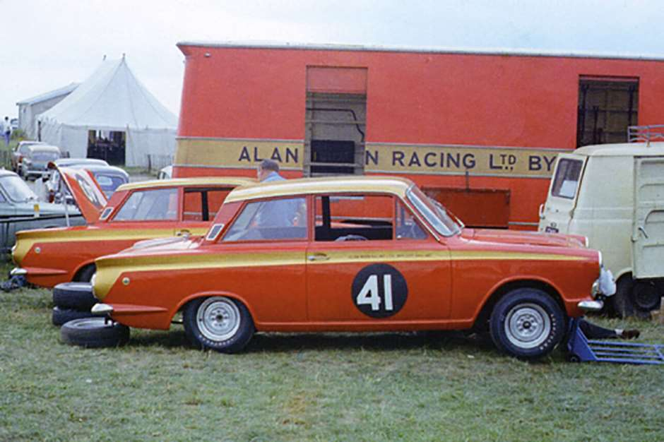 Alan Mann Racing