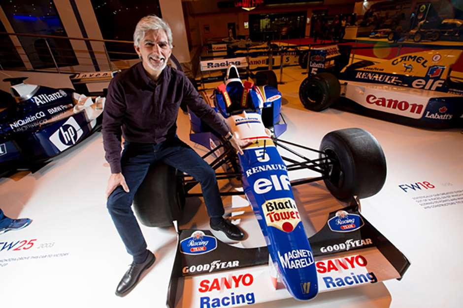 Damon Hill Autosport International