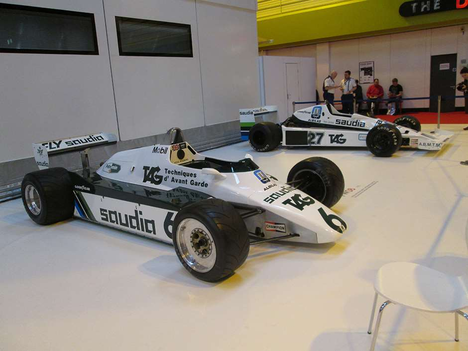 Autosport International Williams