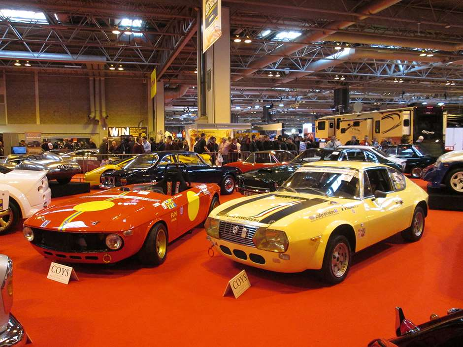 Autosport International COYS