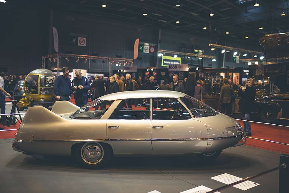 Pininfarina X Retromobile
