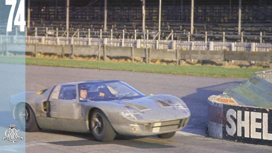 Alan Mann Racing GT40 74MM