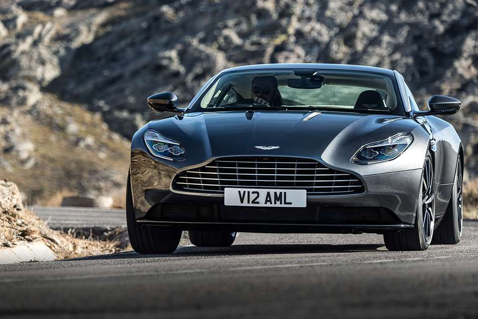 Goodwood 5 Awesome Facts About The Aston Martin Db11