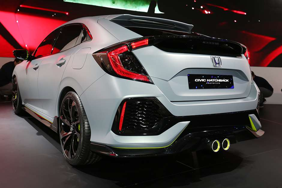 Honda Civic Geneva