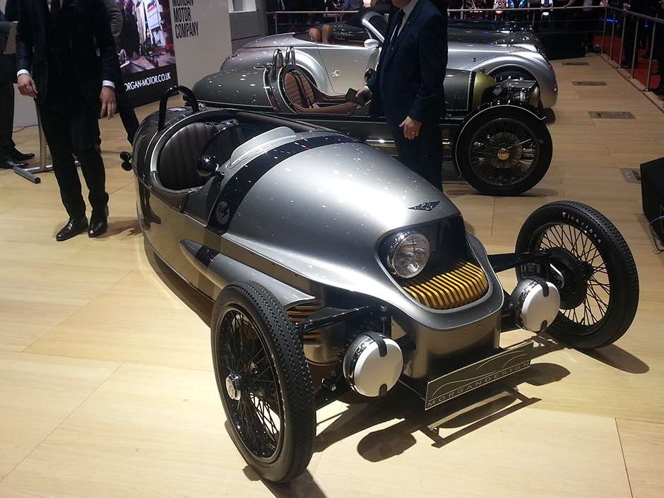 Morgan EV3 geneva