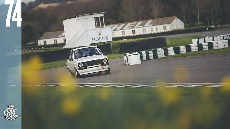 Theo Paphitis Ford Escort 74MM