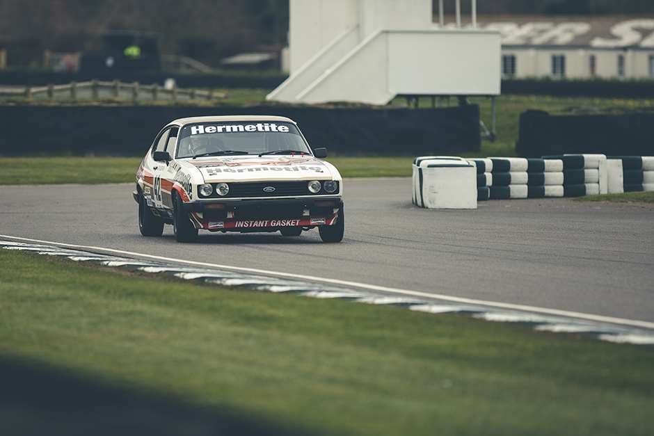 Goodwood - In Praise Of The Mighty Ford Capri